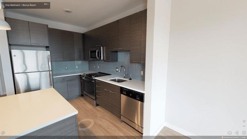 One Bedroom apartment Virtual Tour at Alta Union House