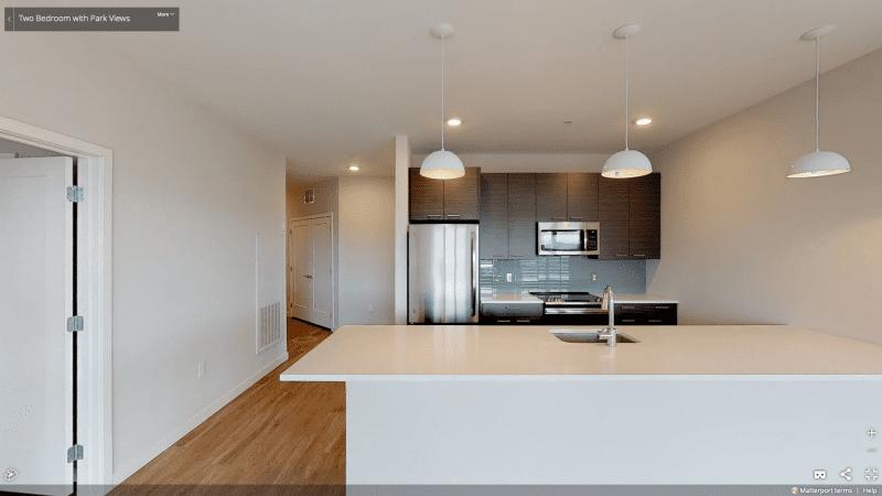 Two Bedroom apartment Virtual Tour at Alta Union House