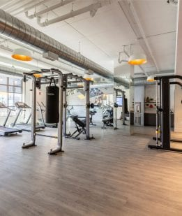 Luxury apartments with gym in Framingham, MA