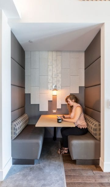 Lobby Nook at Alta Union House in Framingham, MA