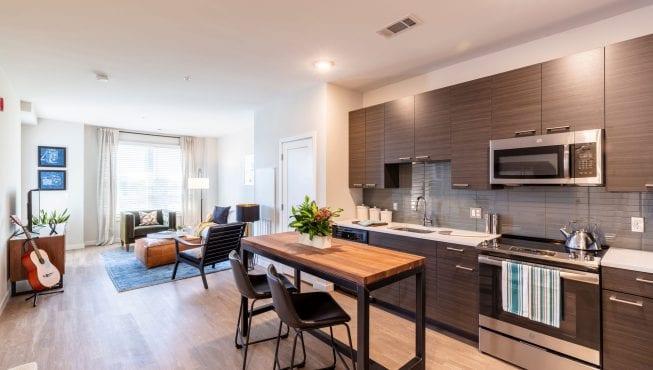 Luxury 1 bedroom apartment at Alta Union House