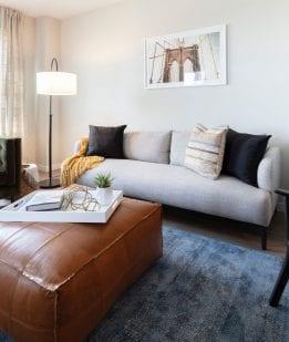 Alta Union House 2 bedroom apartment Living Room