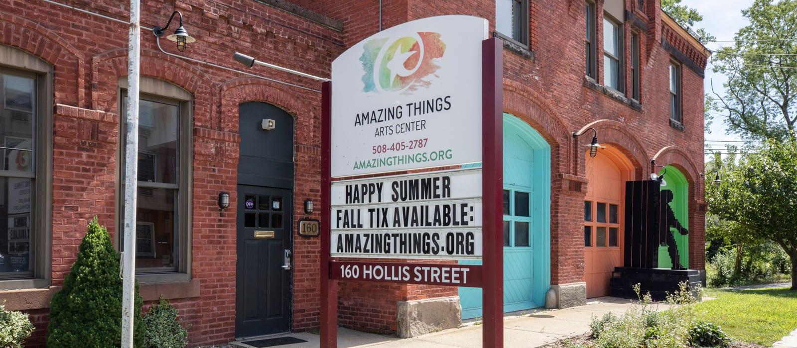 Art Center in Framingham, MA