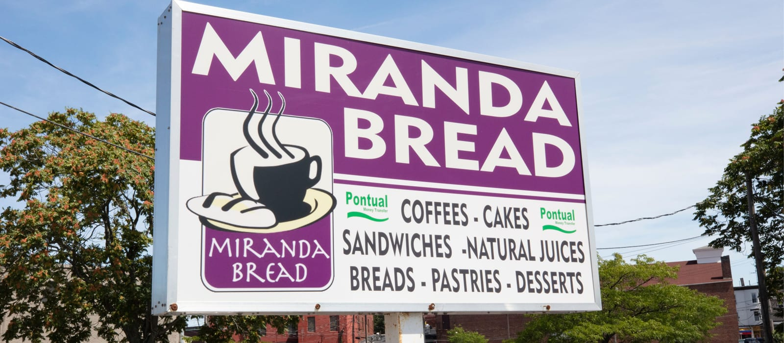 Miranda Bread cafe near Alta Union House