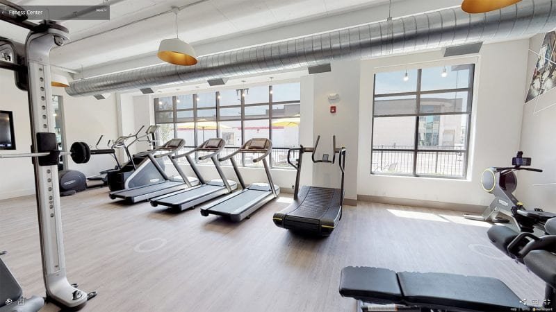 Fitness Center at Alta Union House